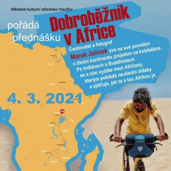 Plakát Dobroběžník v Africe
