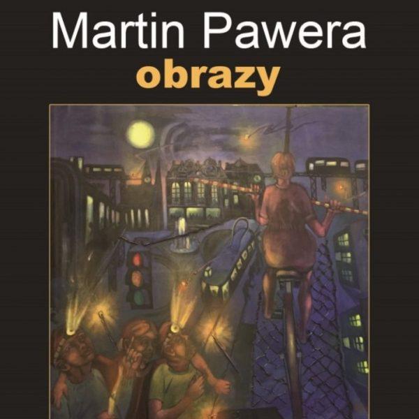 Plakát Videoprezentace z výstavy Martin Pawera – obrazy