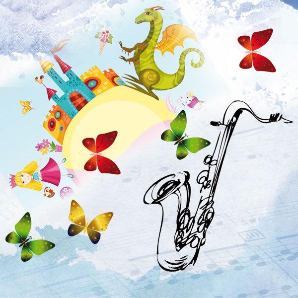 Plakát Prázdninové pohádky a promenádní koncerty 2021