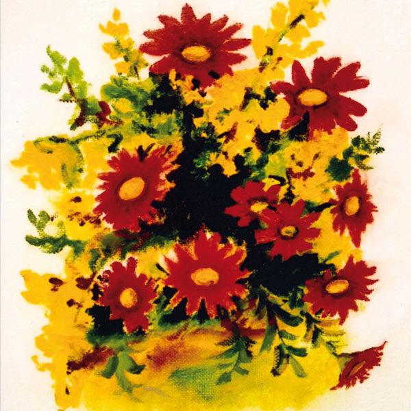 Plakát Videoprezentace z výstavy obrazů Ladislava Toboly