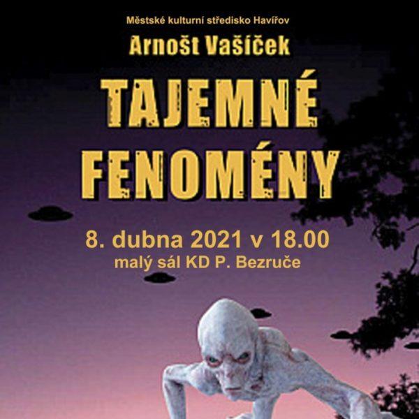 Plakát Tajemné fenomény