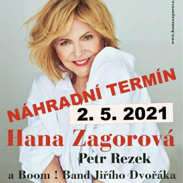 Plakát HANA ZAGOROVÁ a PETR REZEK