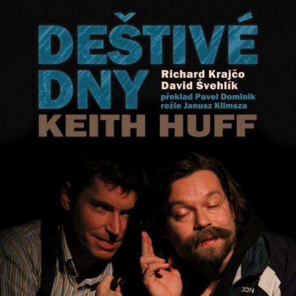 Plakát DEŠTIVÉ DNY – Keith Huff