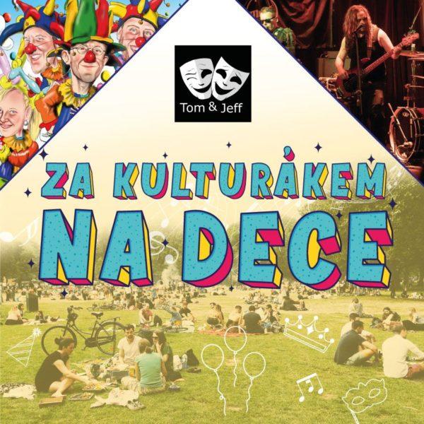 Plakát ZA KULTURÁKEM NA DECE – 12. 8. 2021