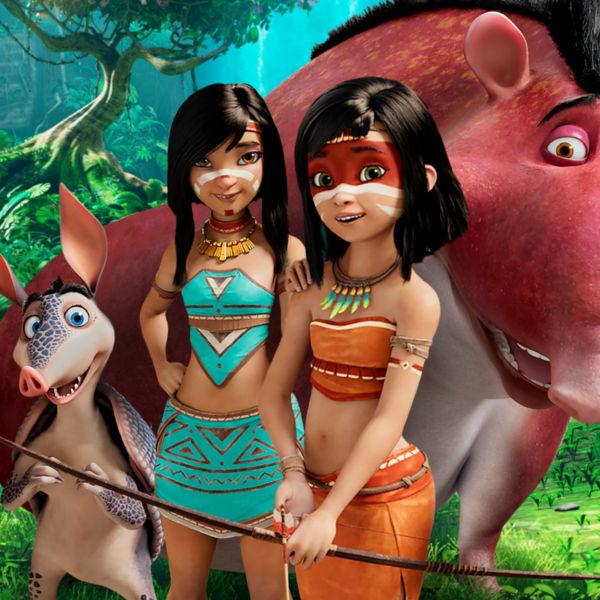 Plakát Ainbo: Hrdinka pralesa