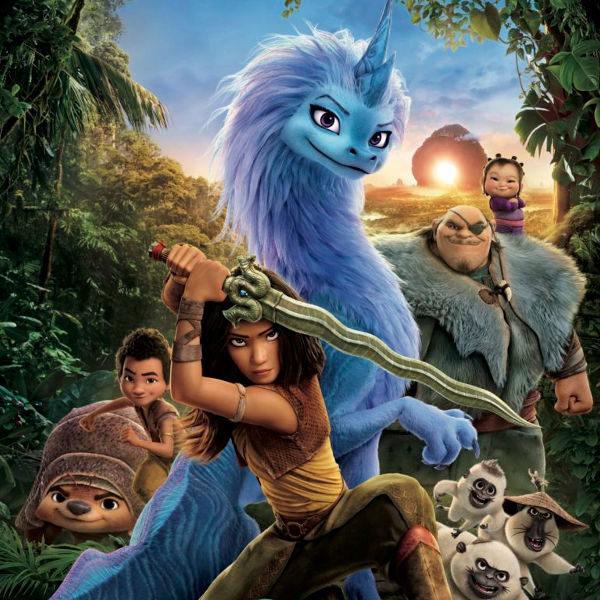 Plakát Raya a drak