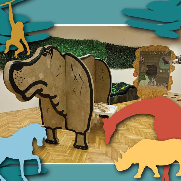 Plakát Rekordy a kuriozity ze světa zvířat – SAVCI