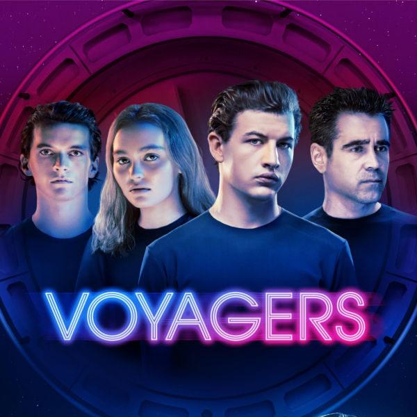 Plakát Voyagers – Vesmírná mise
