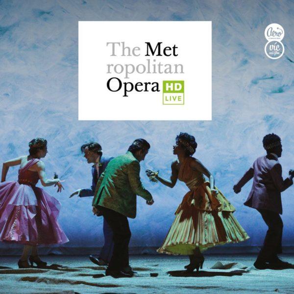 Plakát Metropolitní opery 2021/2022